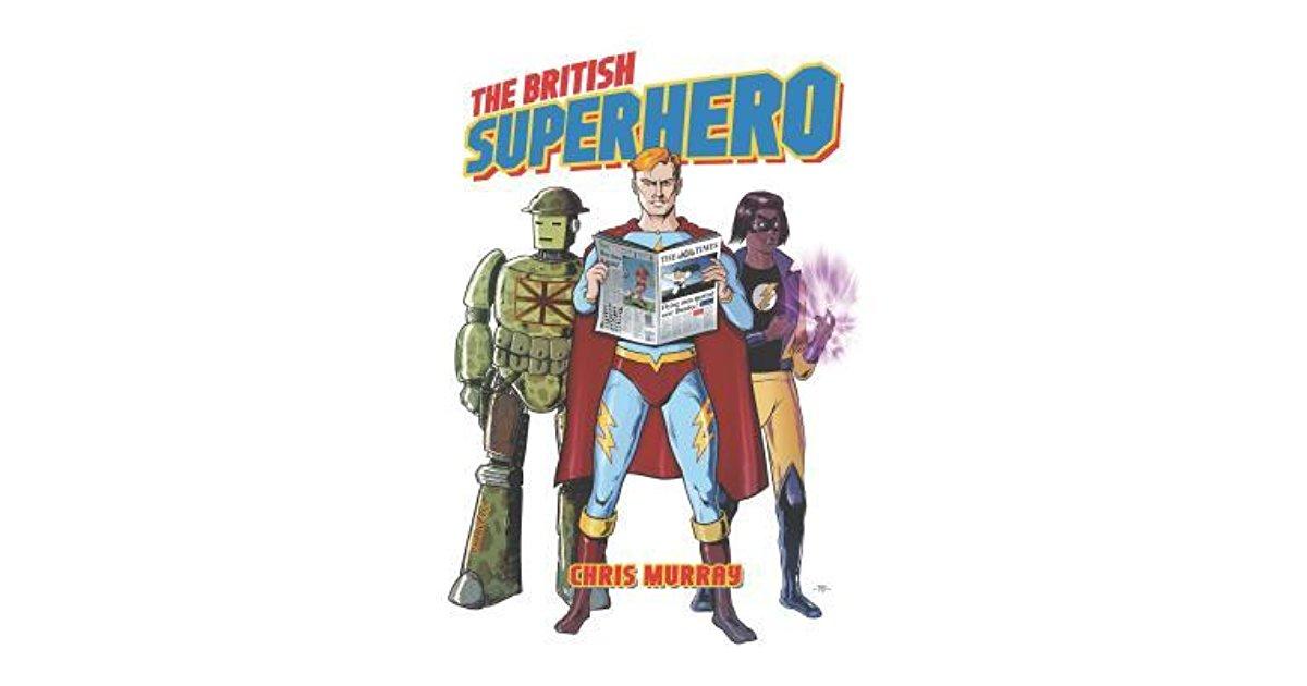 British superhero