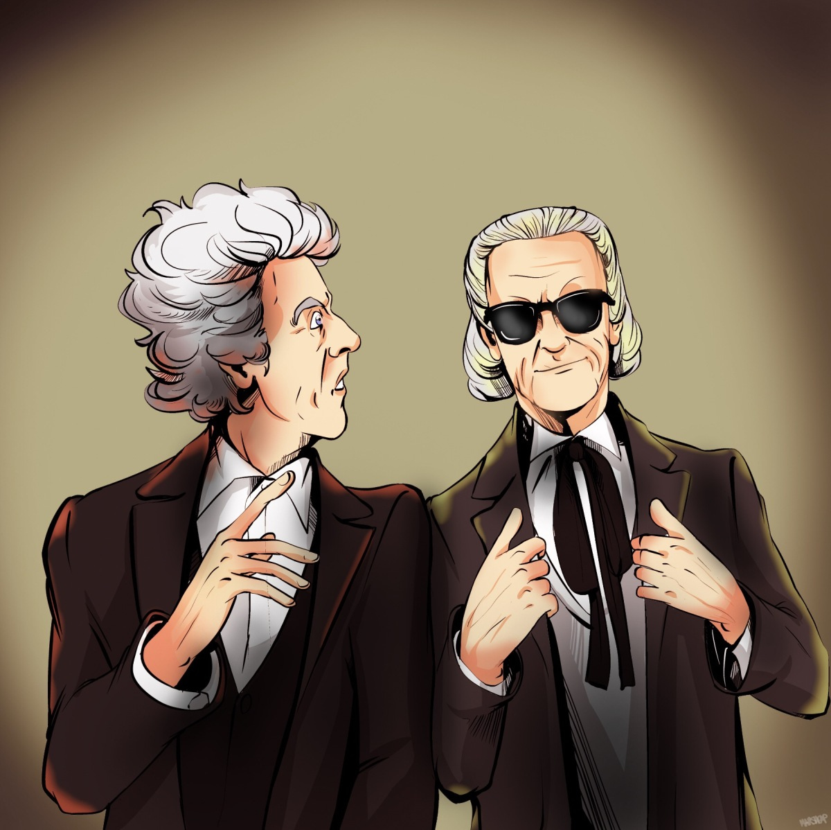 Peter Capaldi wins Doctor Who poll as animated Shada announced!