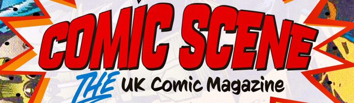 ComicScene UK Magazine