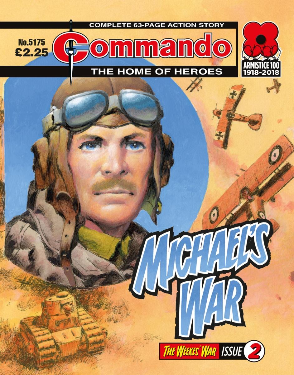 Commando Specials