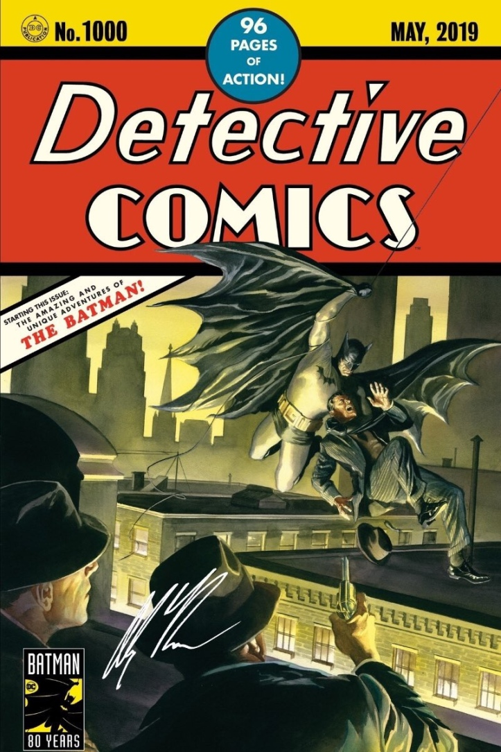 Detective Comics 1000 Variant revealed – ComicsFlix org