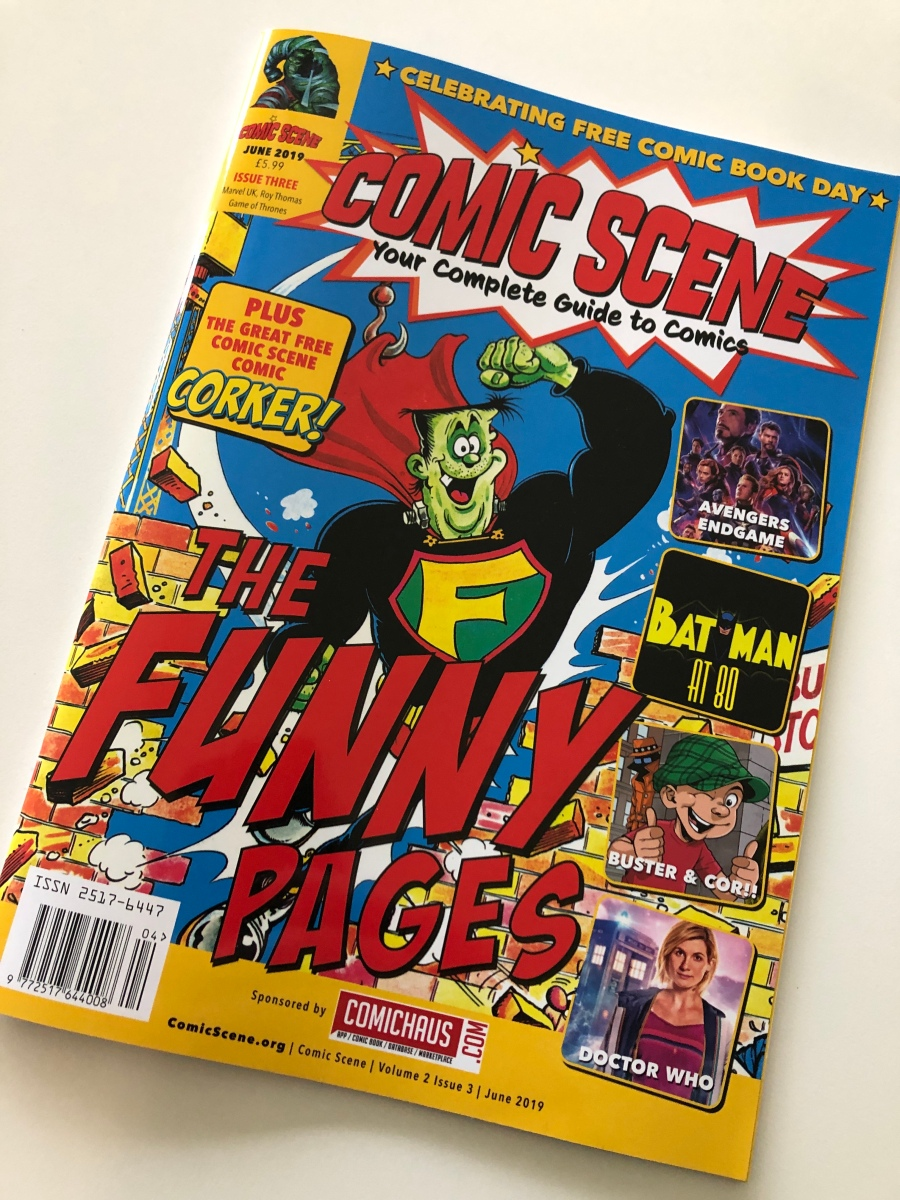 ComicScene Issue 3 out now