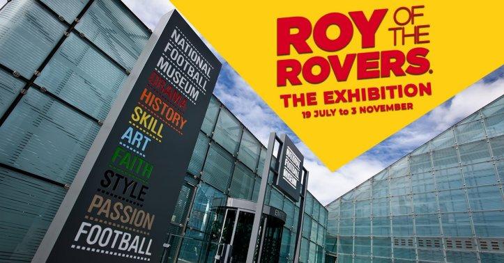 RoftheR exhibit