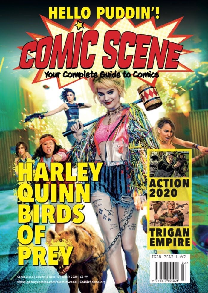 Harley Quinn Birds Of Prey Out On Dvd Comicsflix Org